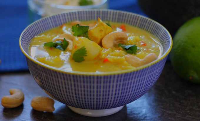 Coconut Chicken Curry 2