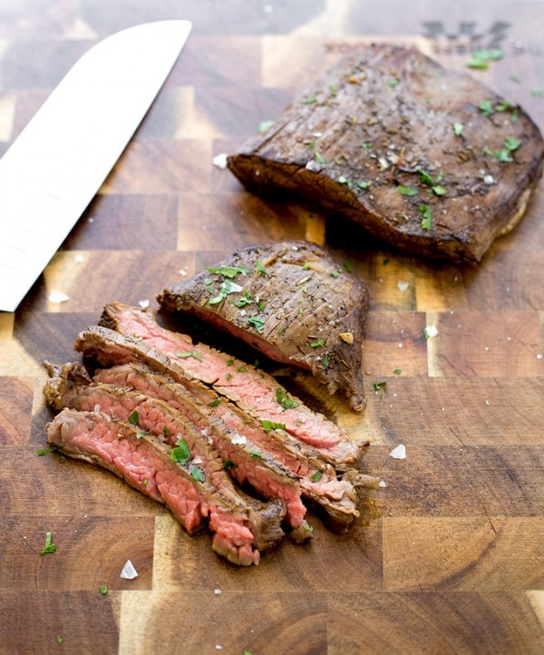 Coffee Marinated Skirt Steak By Sprinkles & Sprouts