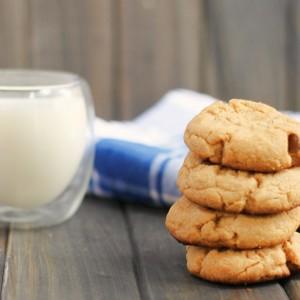 Peanut Butter Biscuit 1