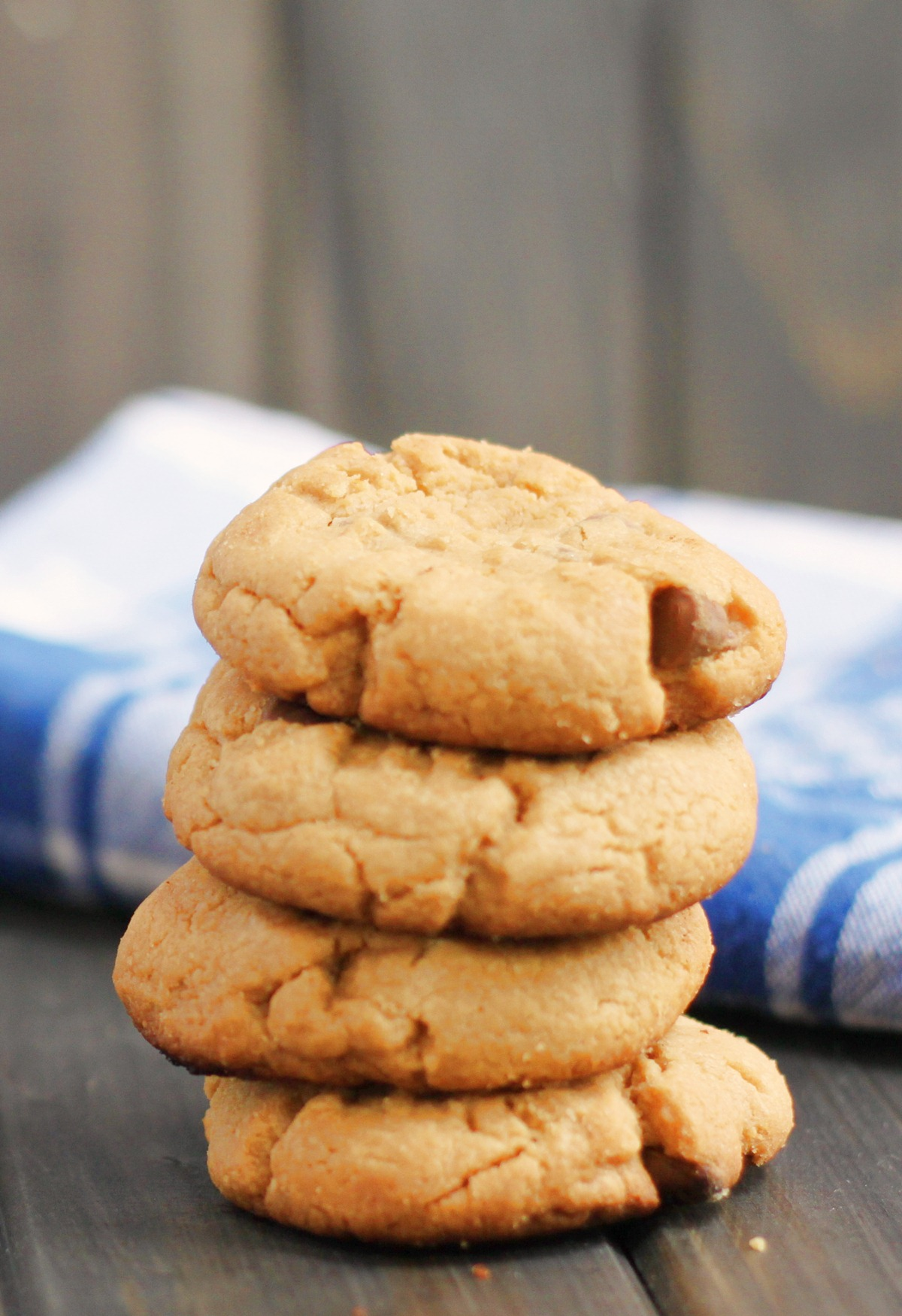Easy Peanut Butter Biscuit 3