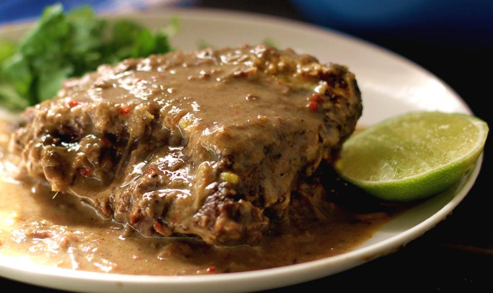 Balinese Braised Beef Cheeks